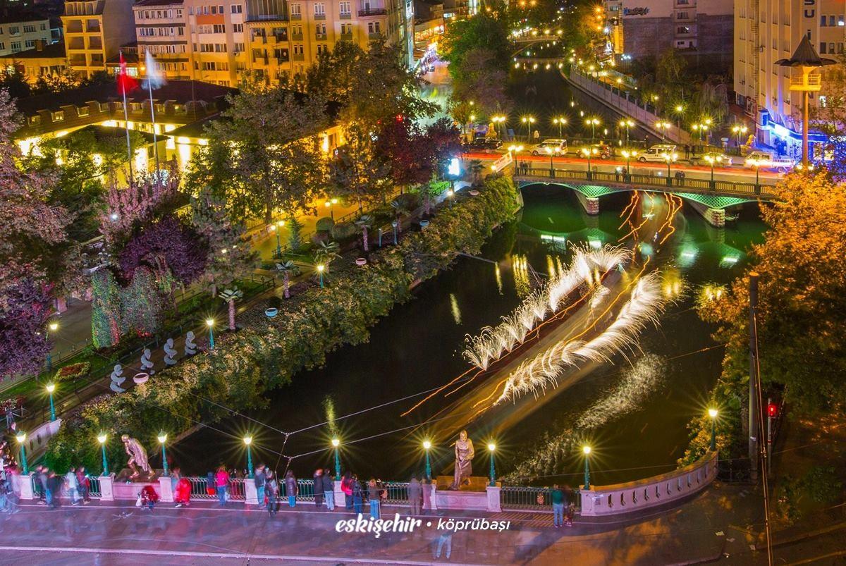 Eskişehir | Canım Türkiyem | Pinterest | City, Bon voyage and ...