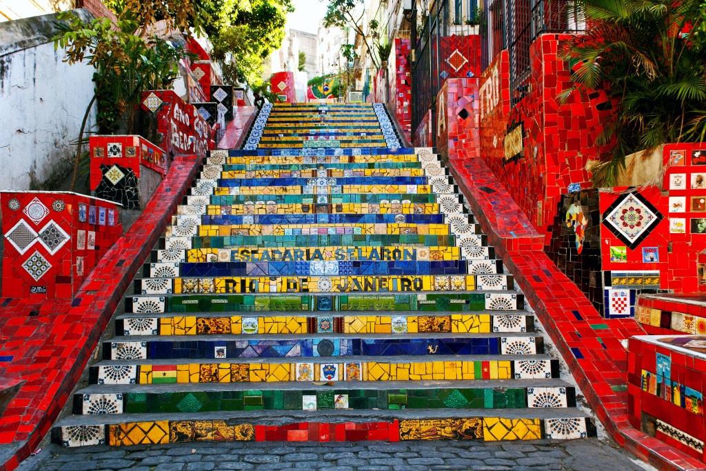 Expérience de Fabiano à Rio de Janeiro au Brésil