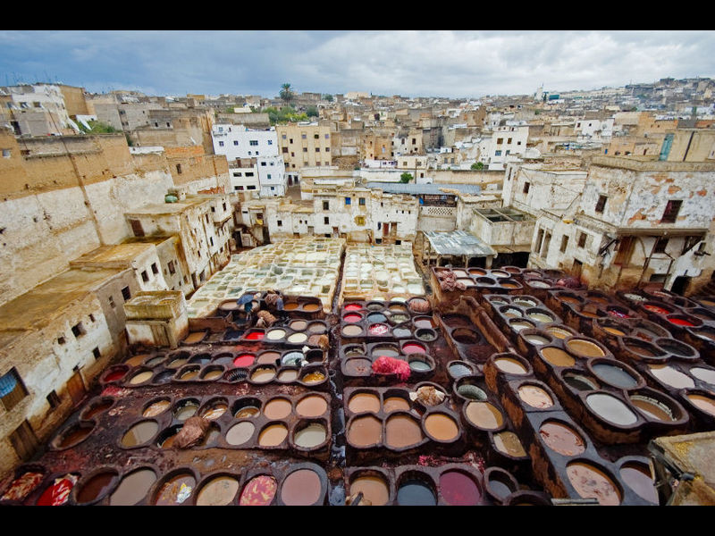 Experience in Fez, Morocco by Meryem   Erasmus experience Fez