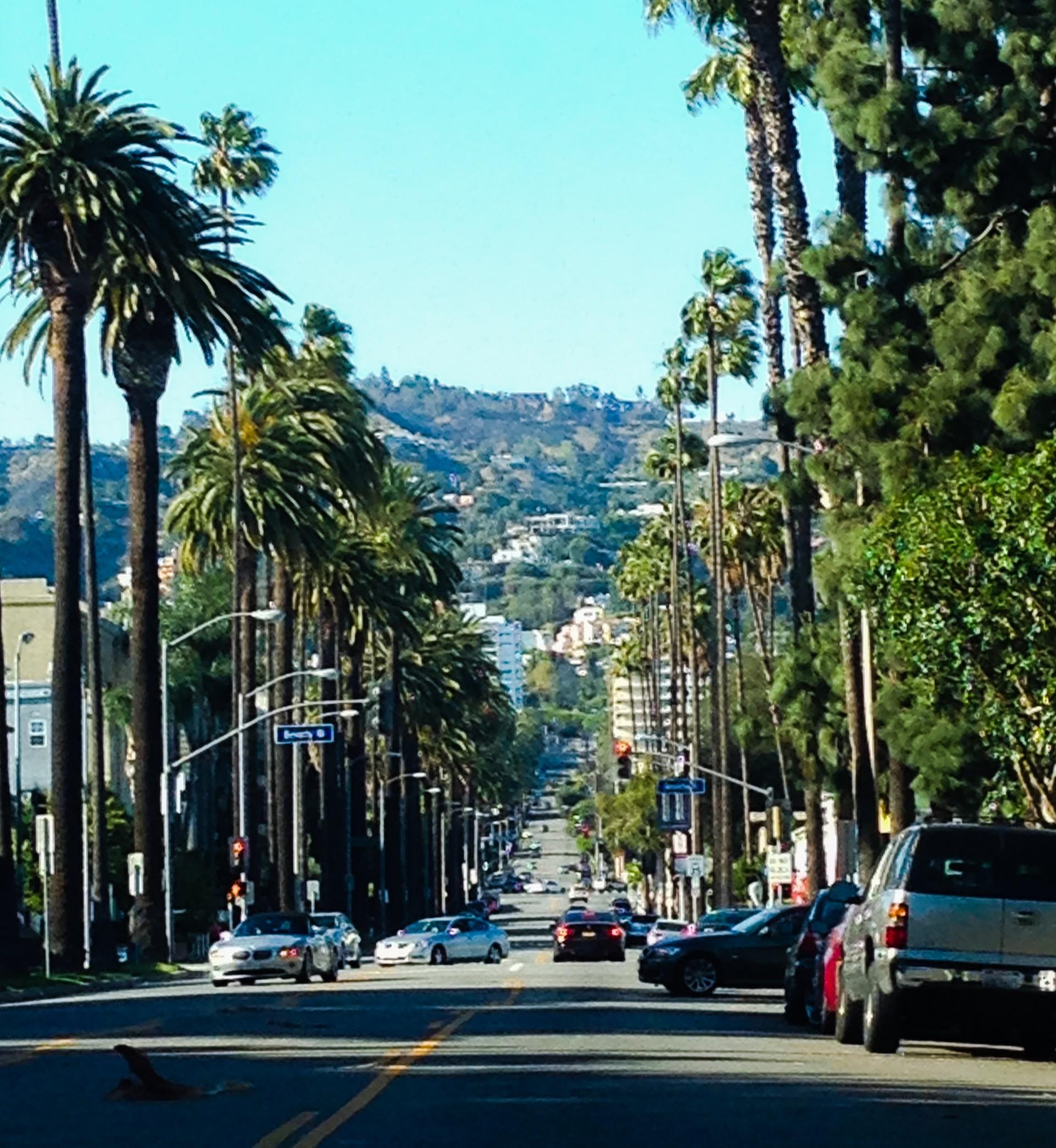 Expérience de Finnegan à Los Angeles aux États-Unis