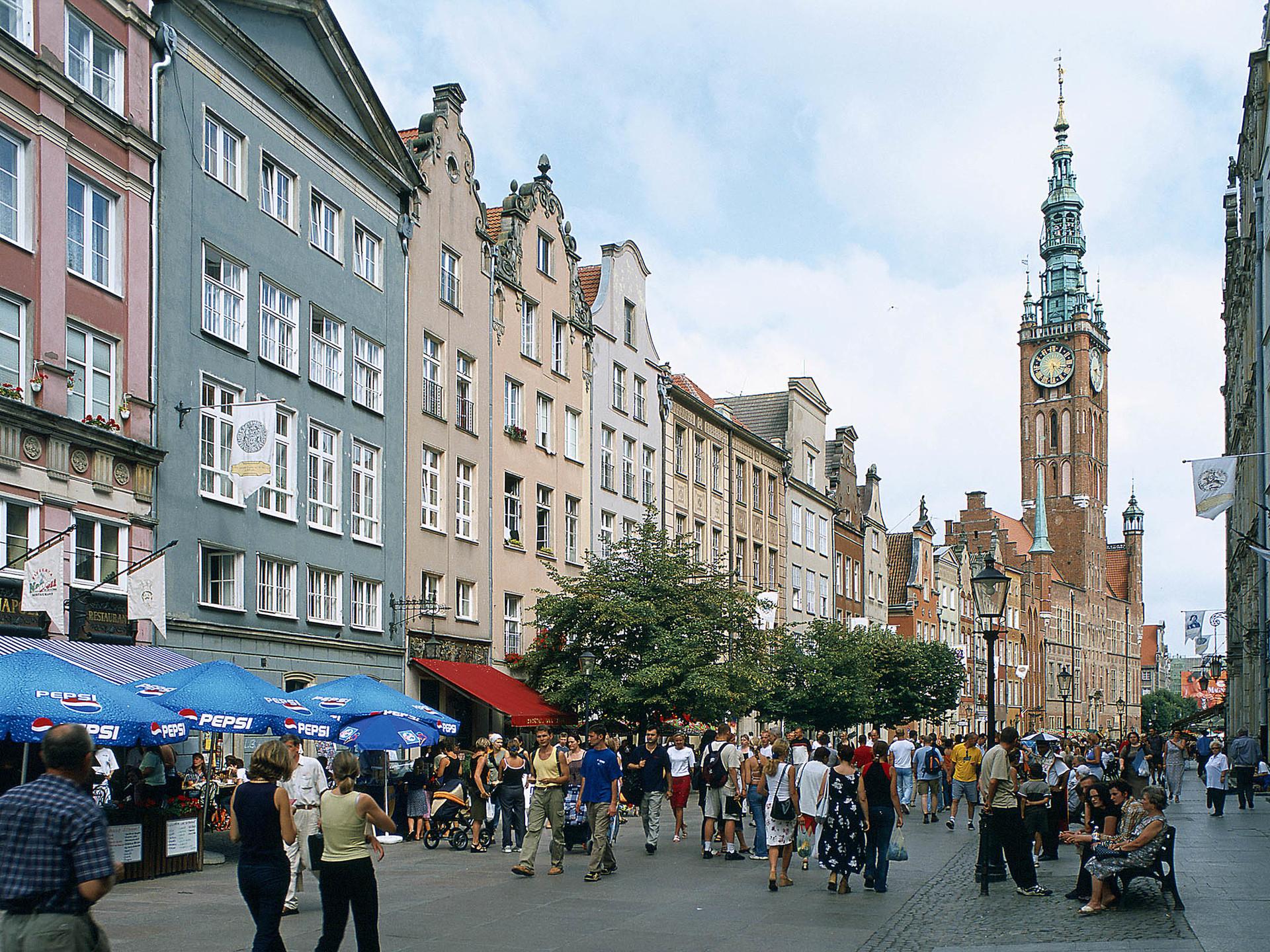 Experience in Gdansk, Poland by Aleksandra | Erasmus