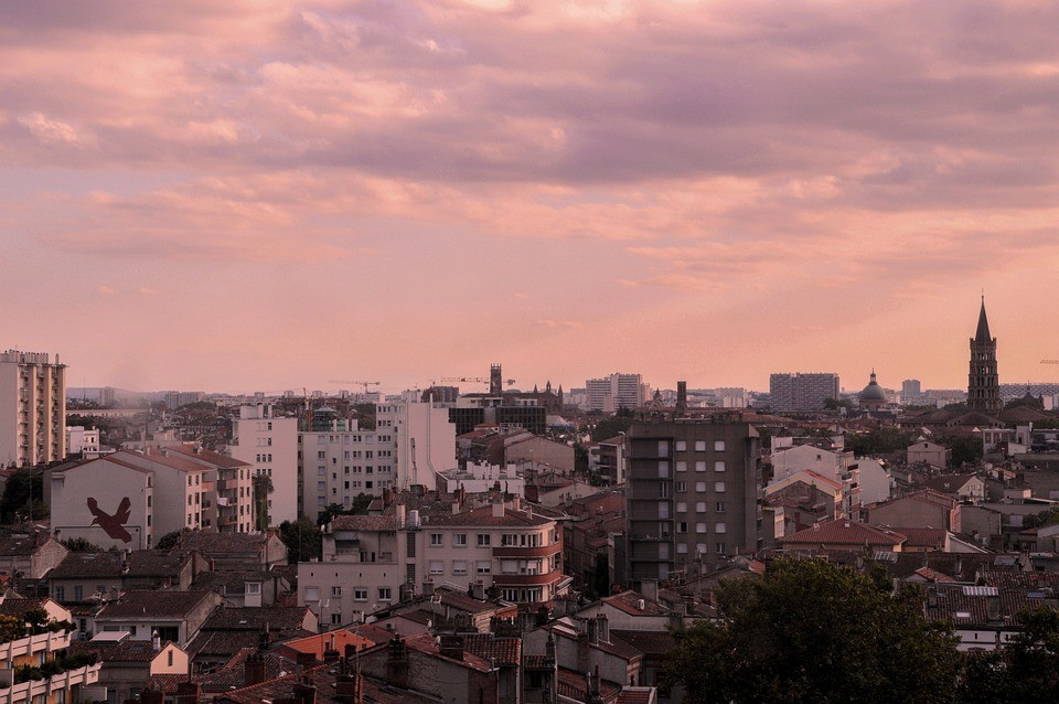 Expérience de Gyslie à Toulouse en France