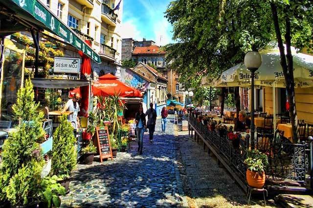 Expérience de Ignjat à Belgrade en Serbie