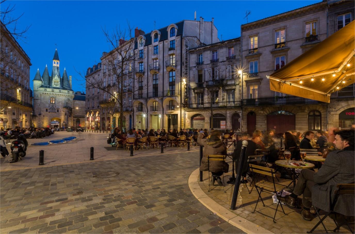 Bordeaux na França