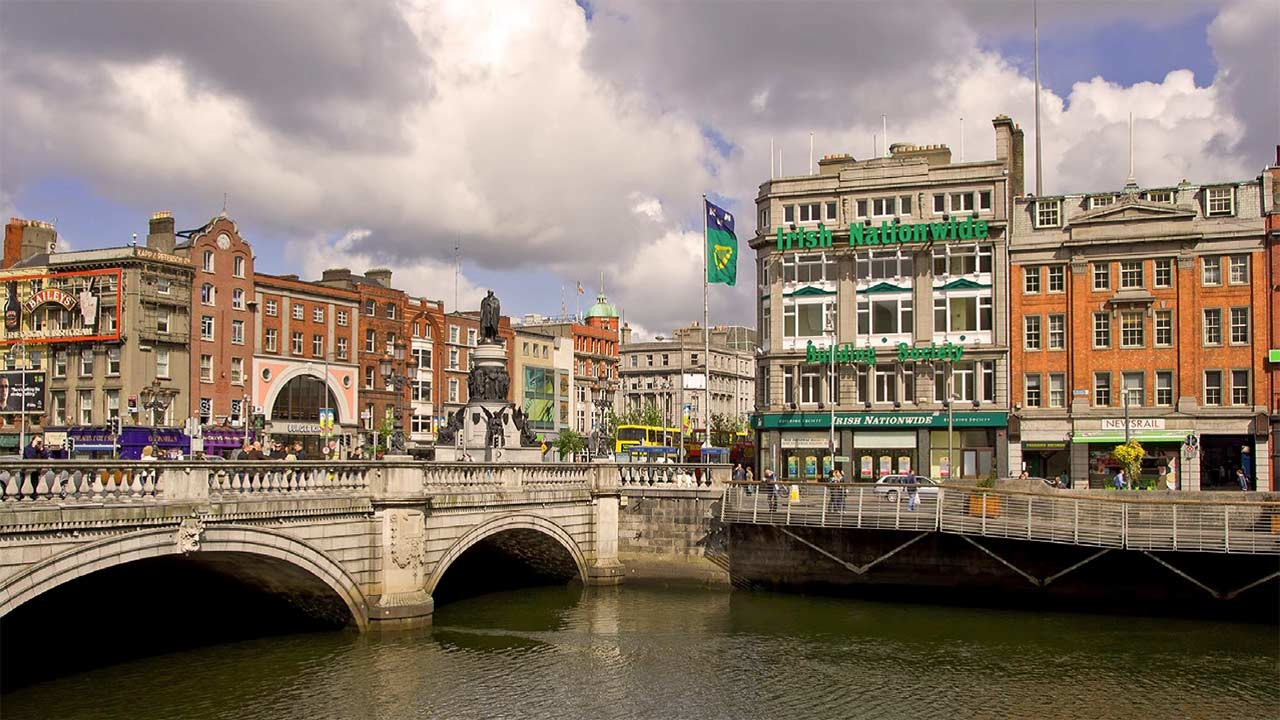 Experience in Dublin, Ireland, by Carolyn