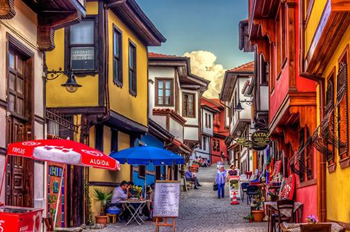 HOLIDAY IN ESKISEHIR TURKEY