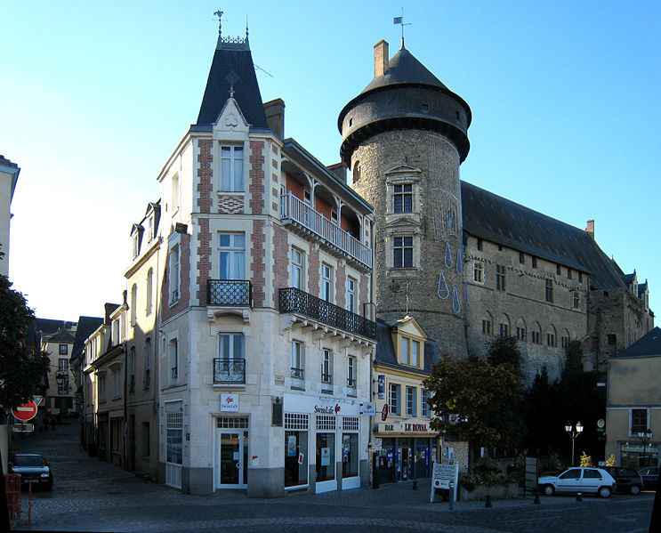 Experience in Laval, France by Pierre