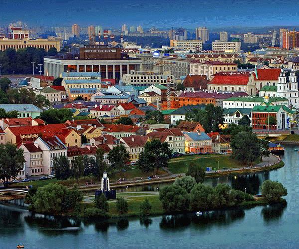 Experience in Minsk, Belarus by Anna.
