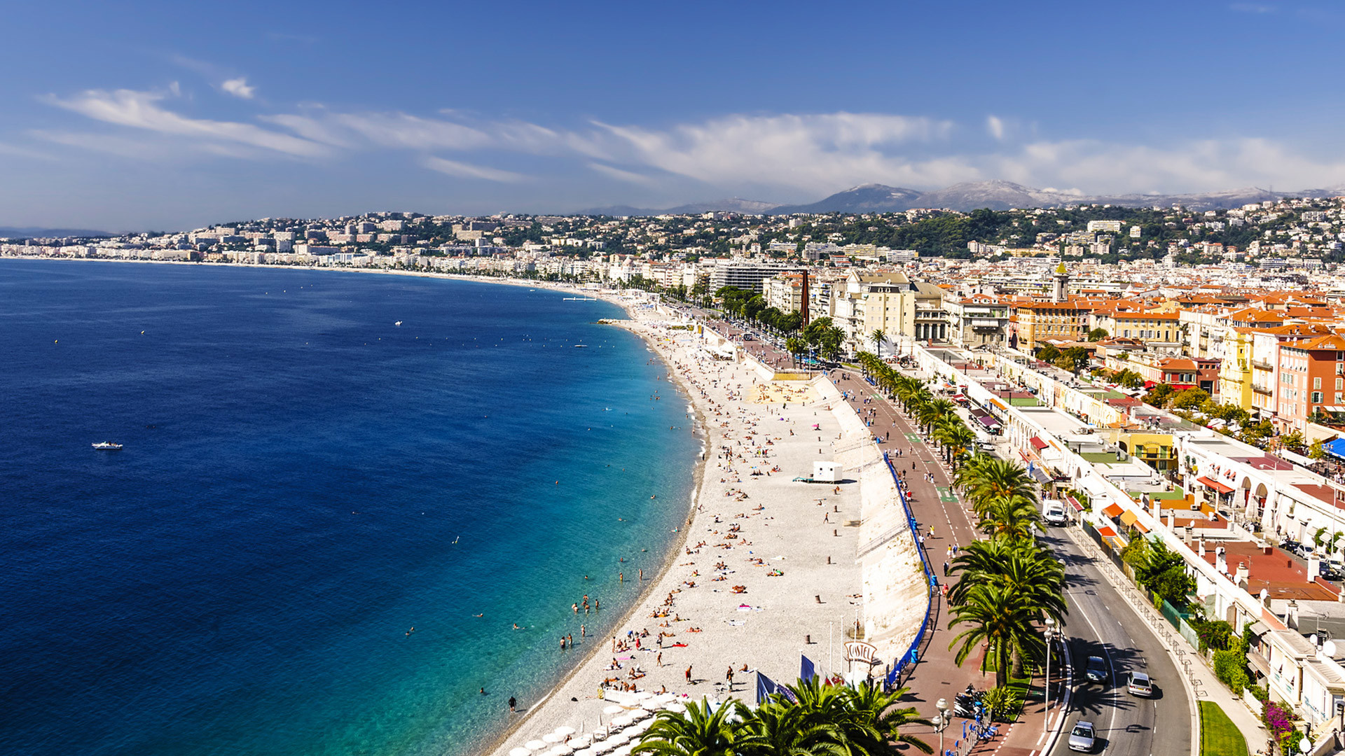 Experience in Nice, France by Floriane
