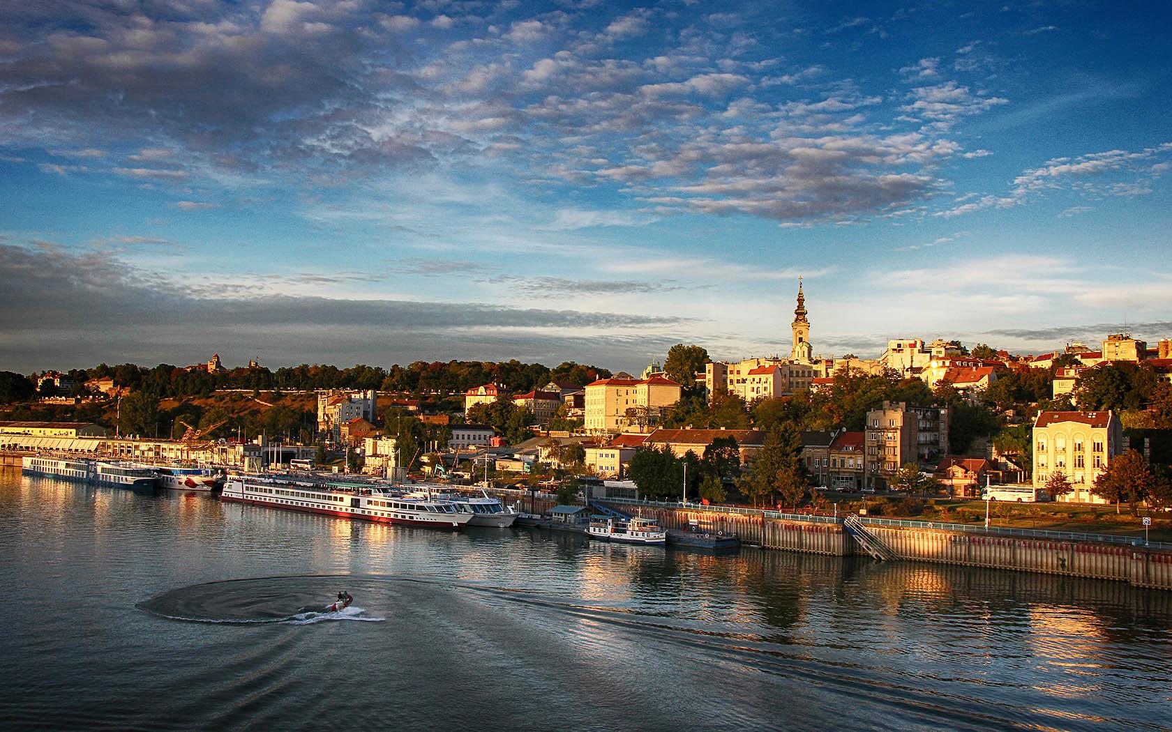 Expérience de Jelena à Belgrade en Serbie