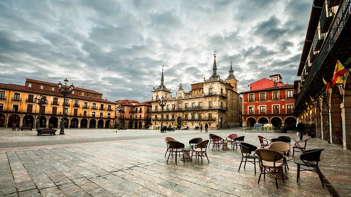 Experience In Le U00f3n Spain By Sanya Erasmus Experience Leon