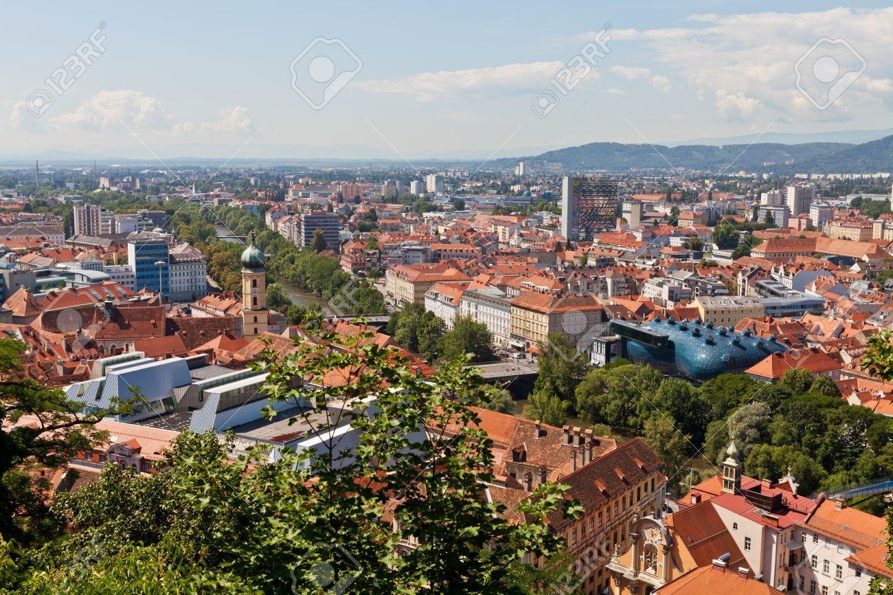 Expérience de Marion à Graz en Autriche