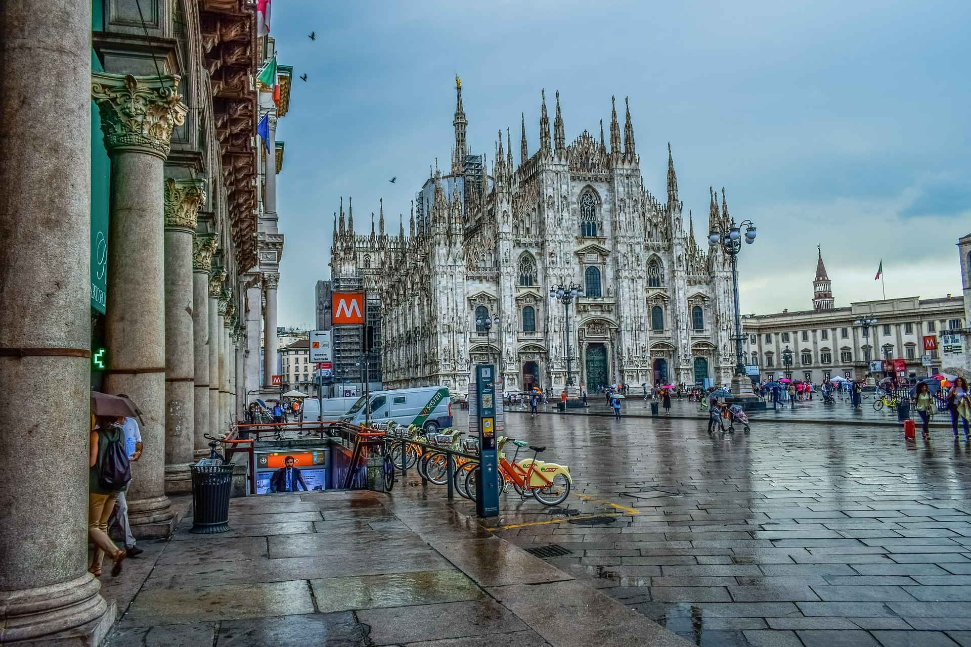Experience In Politecnico Di Milano Italy By Daniyal Altaf Baloch Erasmus Experience Milan
