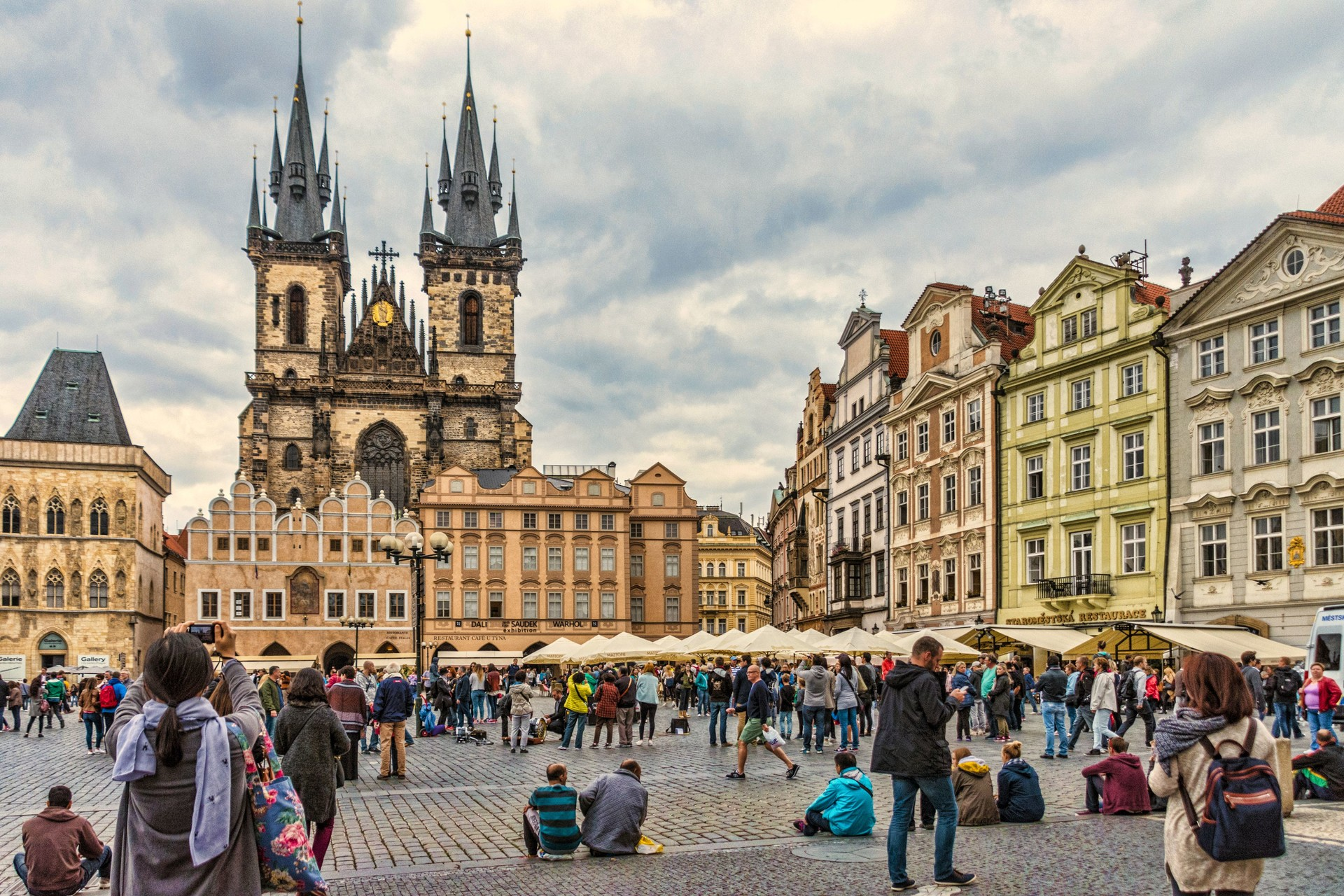 Prague, Czech Republic:  15 grams of Cannabis for personal use is overlooked