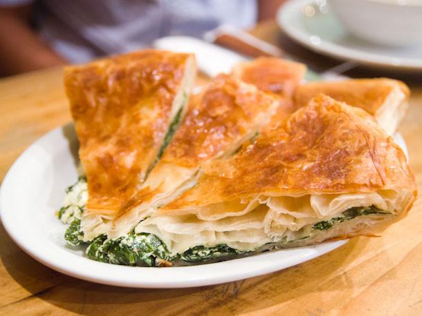Yugoslavia food