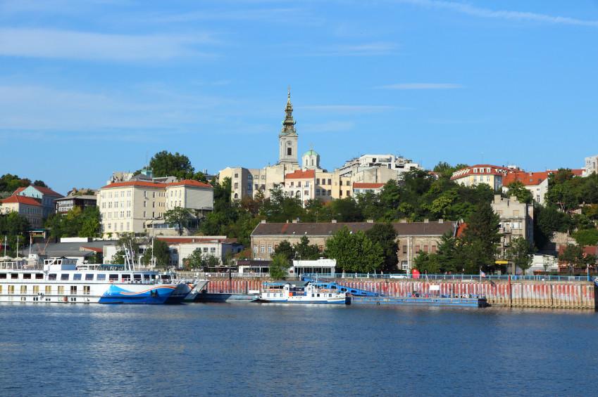 Expérience de Sofija à Belgrade en Serbie