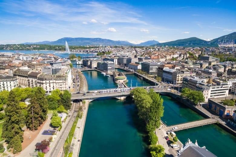 Experience in University of Geneva, Switzerland by Carina ...