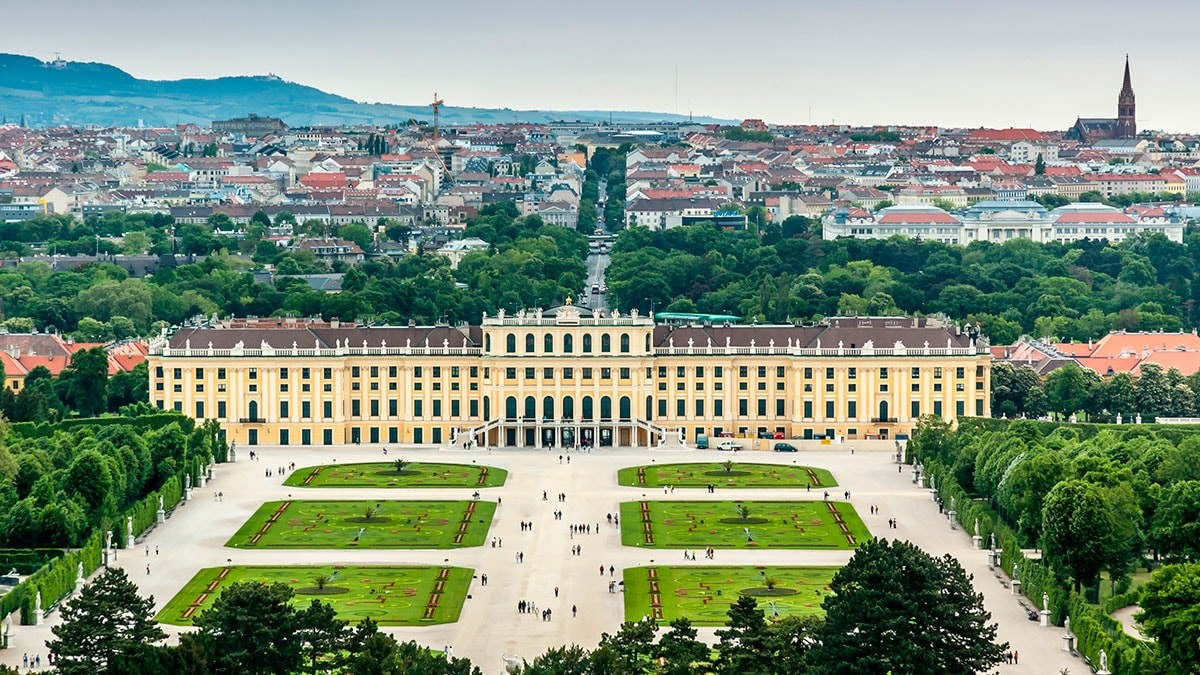 Experience in Vienna, Austria by Cosima