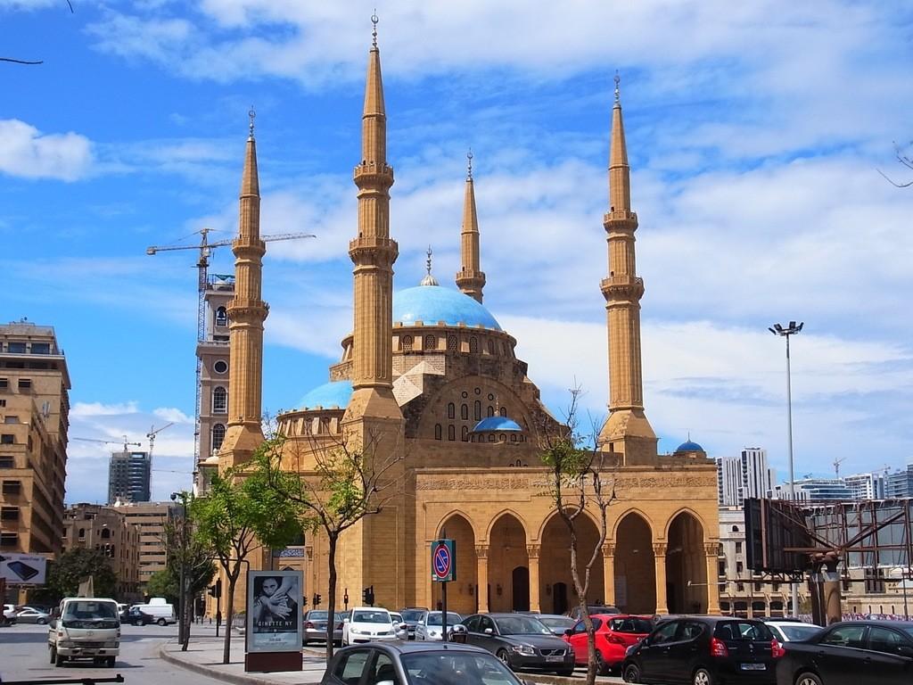 Experiencia en Beirut, Líbano (por Antony)