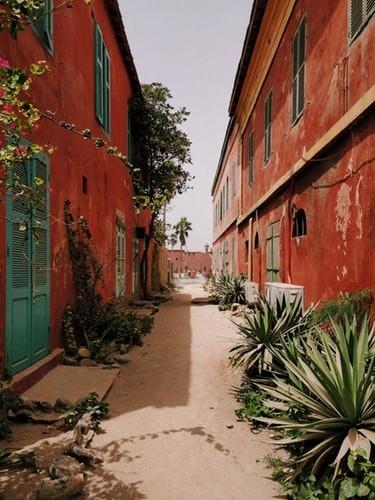 Experiencia en Dakar, Senegal de El Hadji Djibril