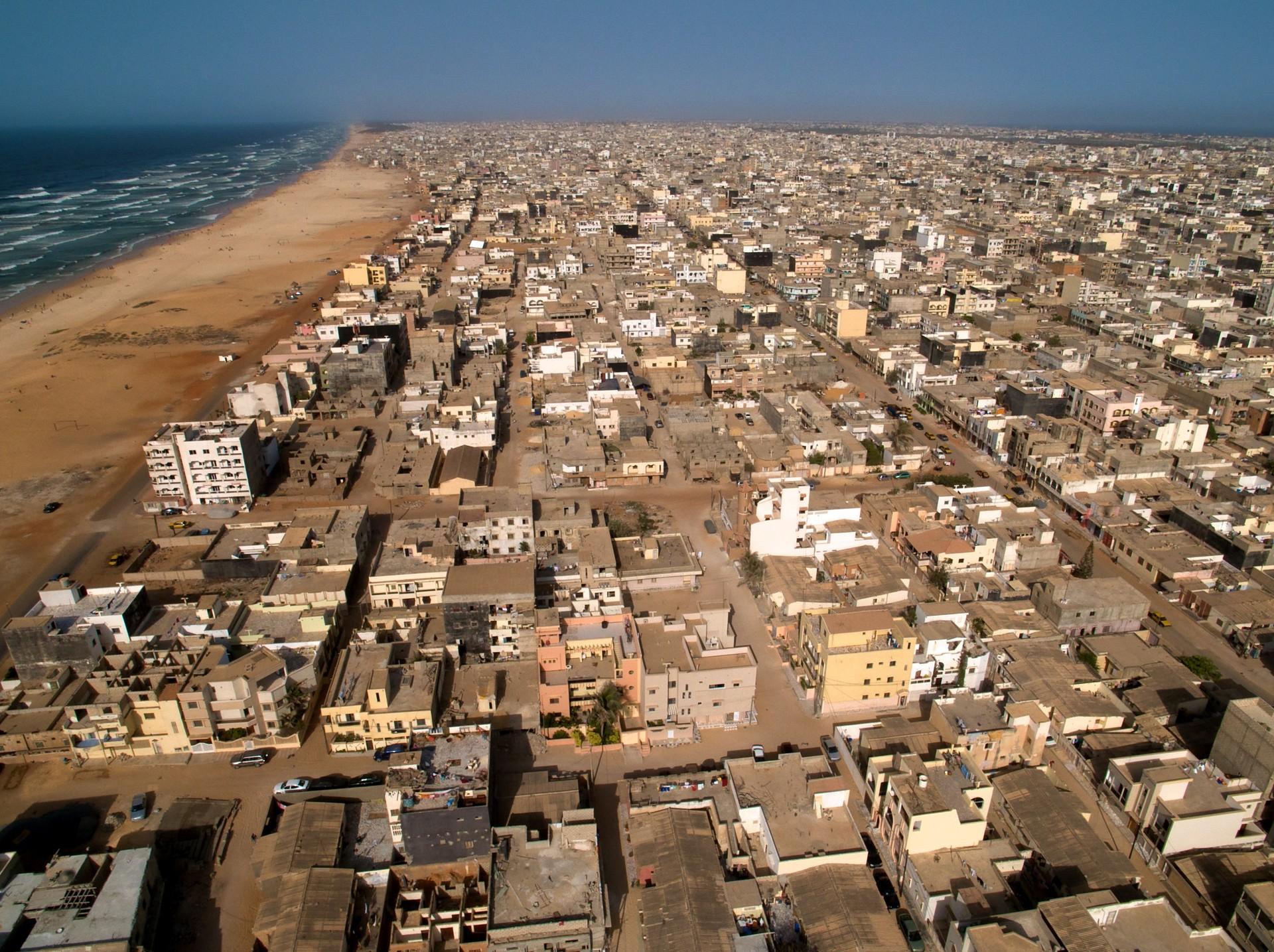 Experiencia en Dakar, Senegal por Bamba