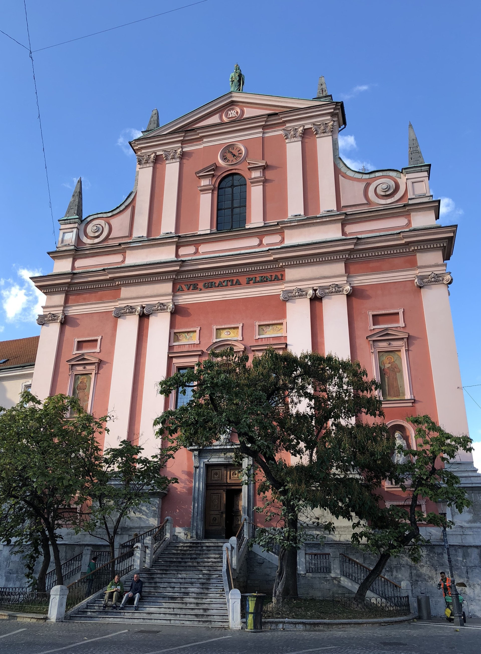 Experiência em de Erasmus em Liubliana, Eslovénia, por Margarida Esteves