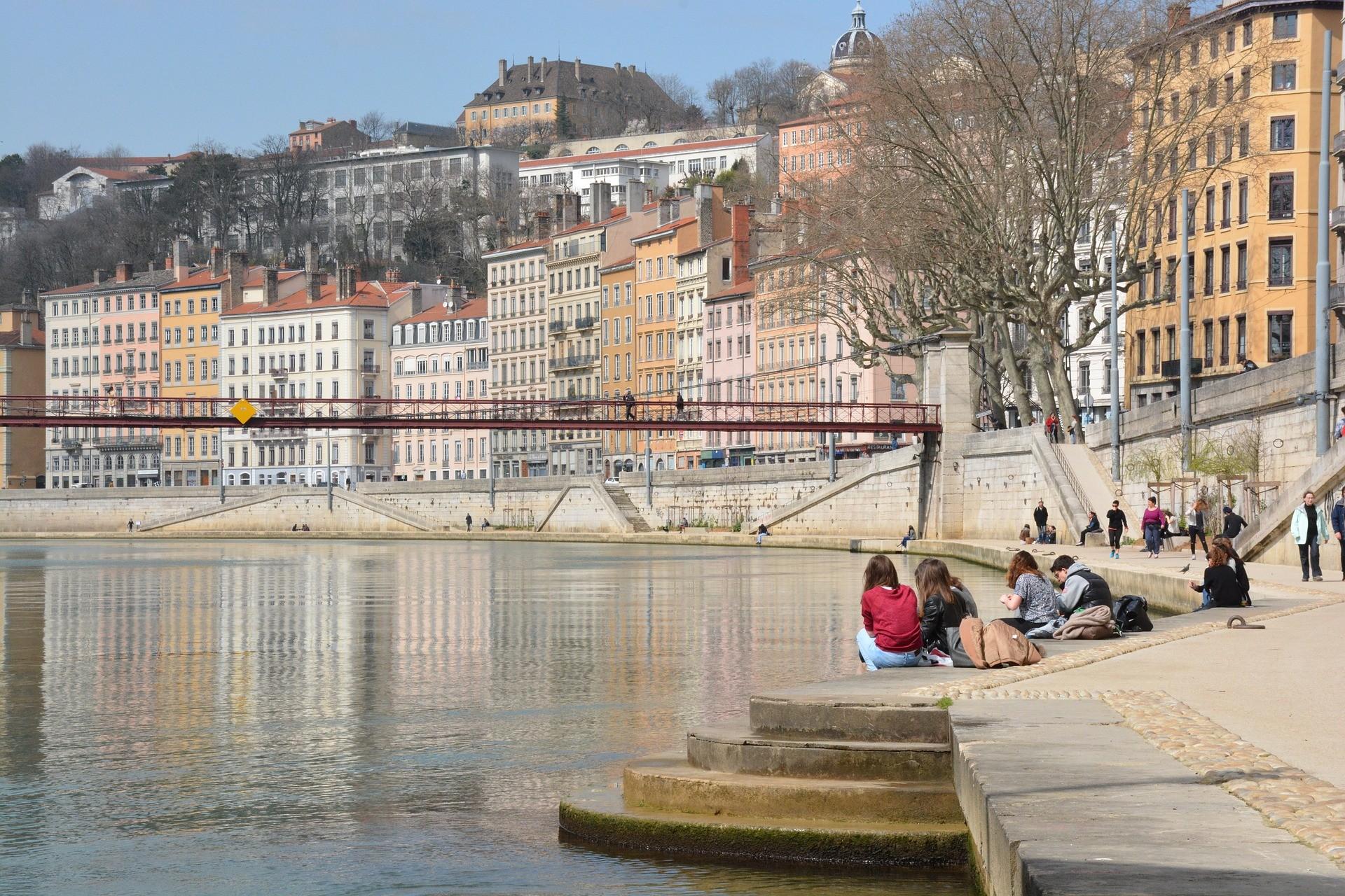 Experiencia de la región de Lyon