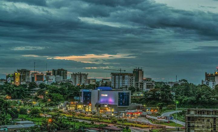 Experiencia en Duala, Camerún, por Achille
