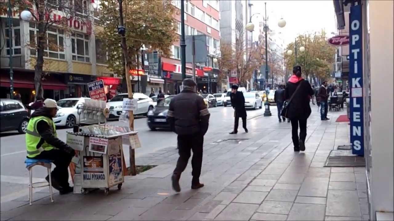 Experiência em Ankara, Turquia por Zana