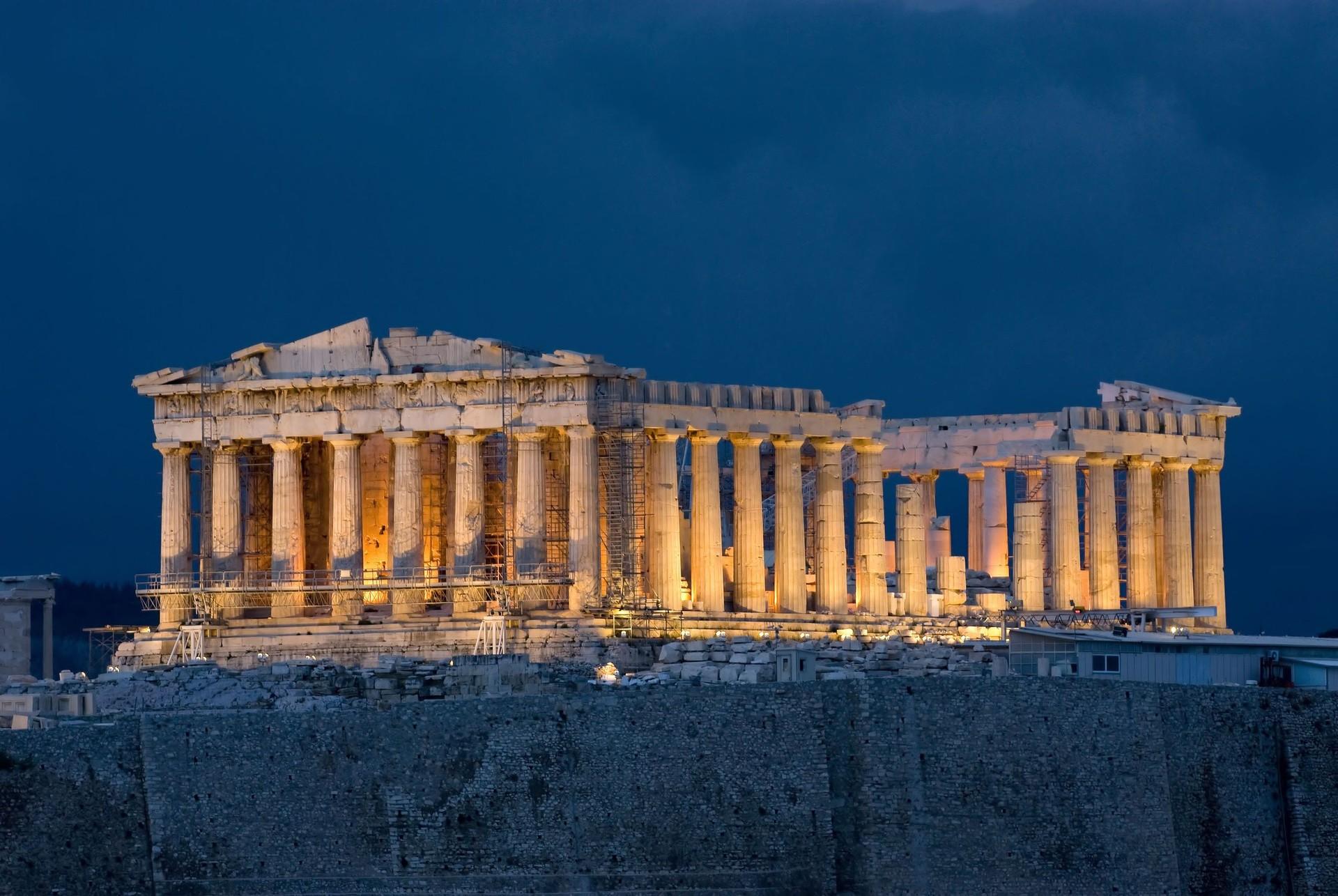 Experiência em Atenas, Grécia por Areti