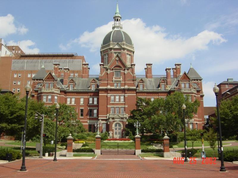 Experiência em Baltimore, Estados Unidos por KC