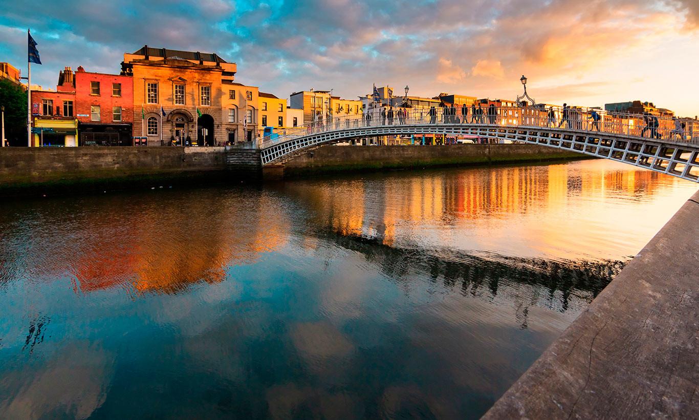 Experiência em Dublin, na Irlanda por Esther