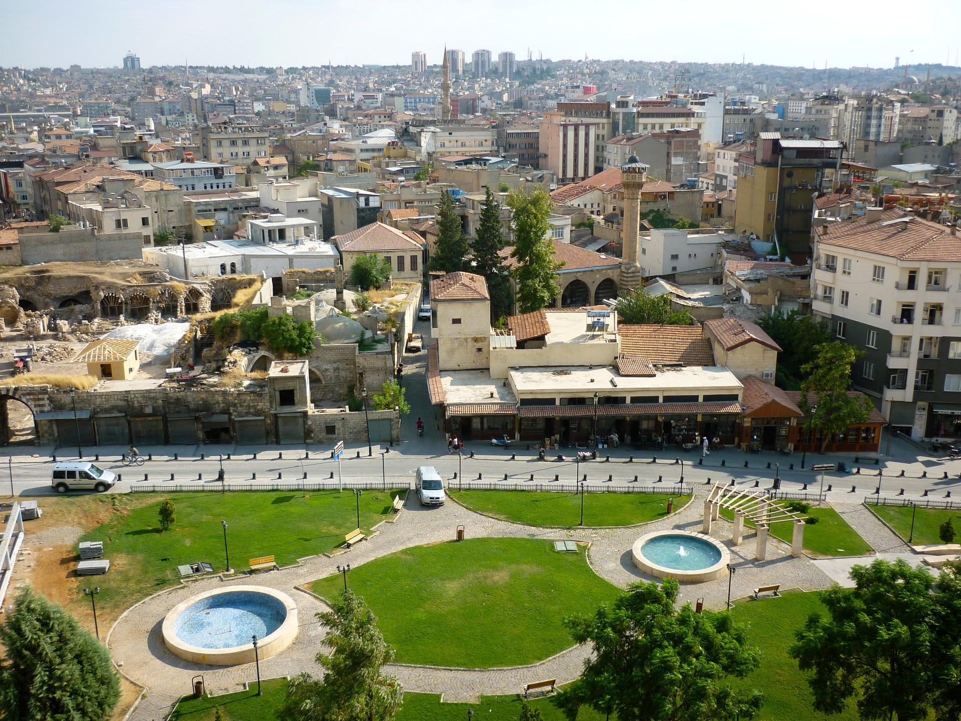 Experiência em Gaziantep, Turquia, por Erhan!