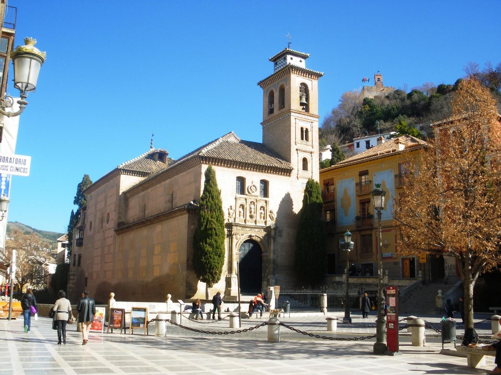Experiência em Granada, Espanha por Alan