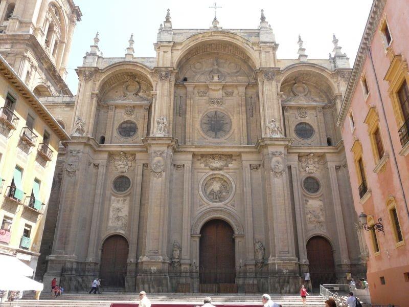 Experiência em Granada, Espanha por Silvia