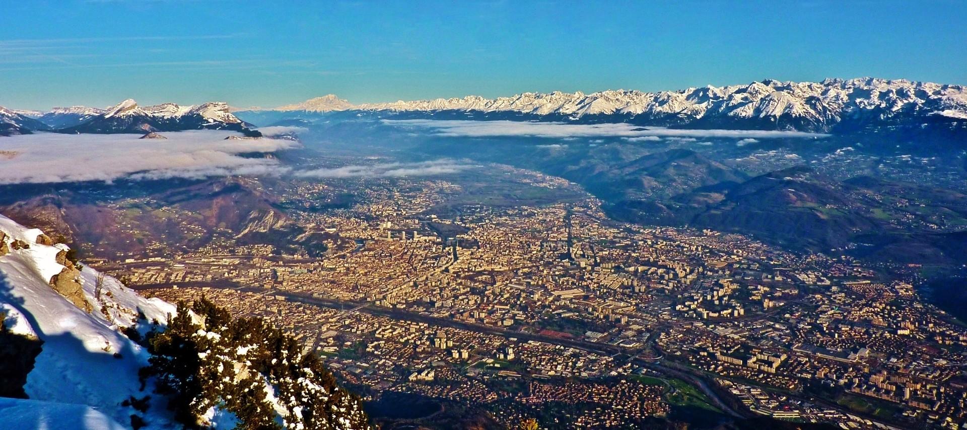 Experiência em Grenoble, França por Amélie