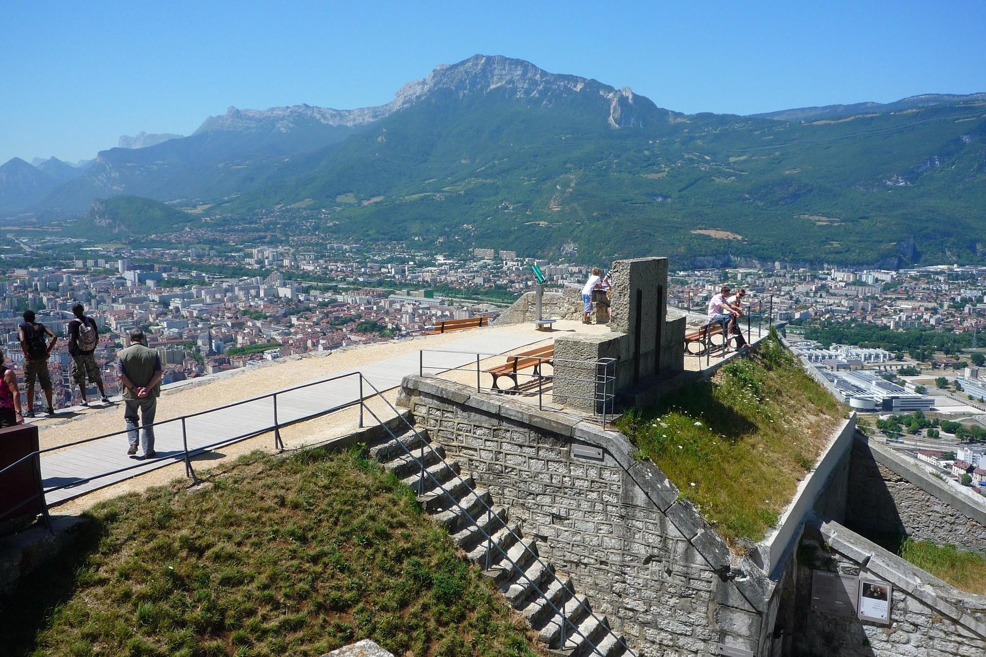 Experiência em Grenoble, França por Cindy