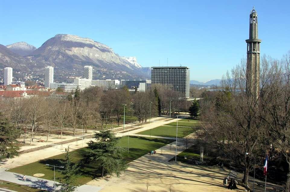 Experiência em Grenoble, França por Maxime