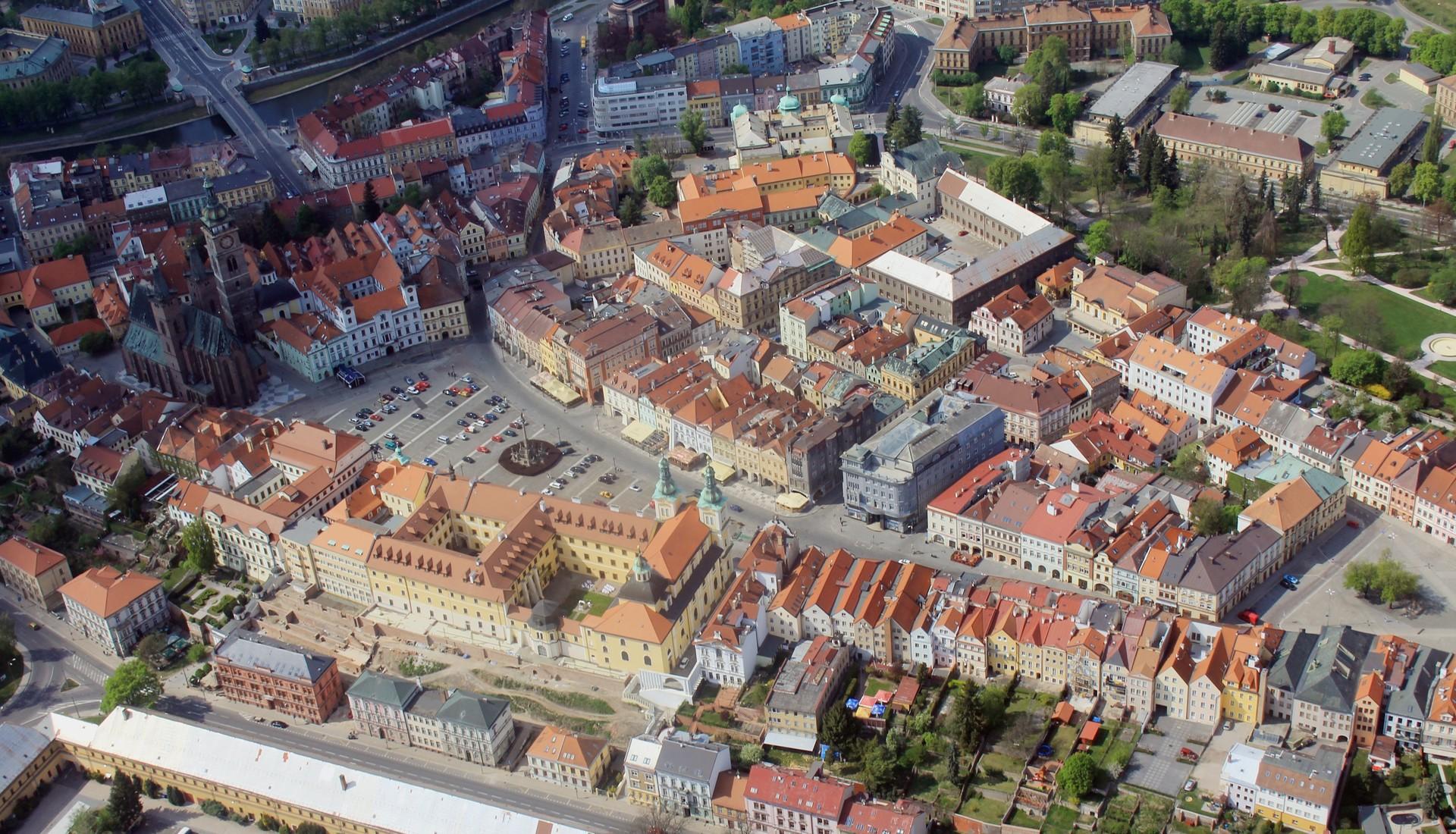 Experiência em Hradec Králové, República Checa, por Zane