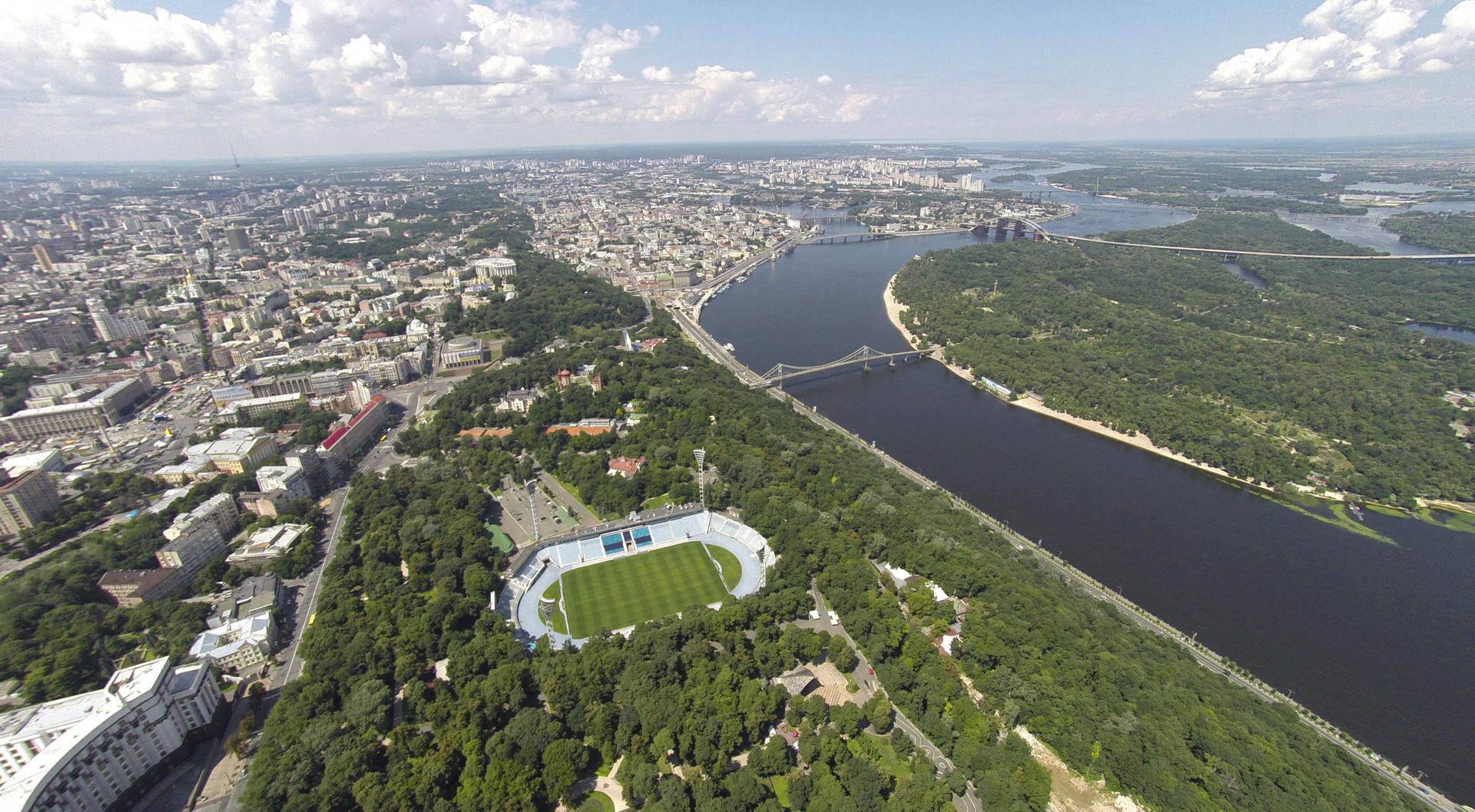Experiência em Kiev, Ucrânia por Marina