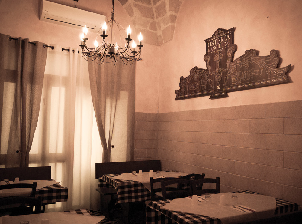 Experiência em Lecce, Itália por Cosimo Alessandro
