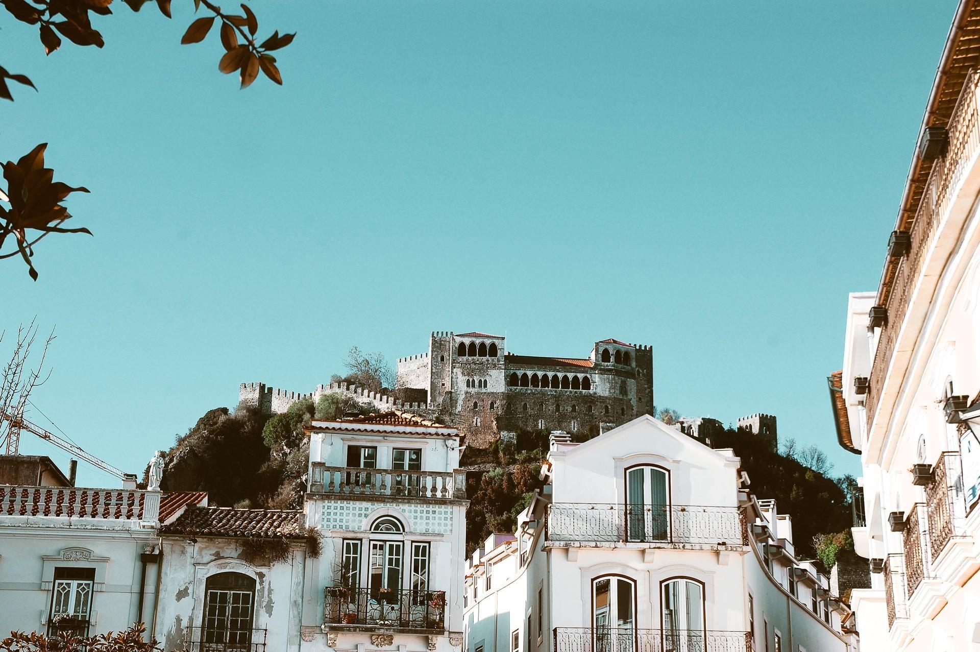 Experiência em Leiria, Portugal por Pedro