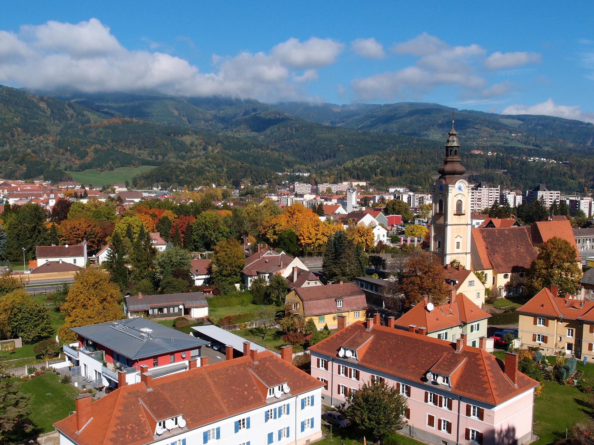 Experiência em Leoben, Áustria, por Eva