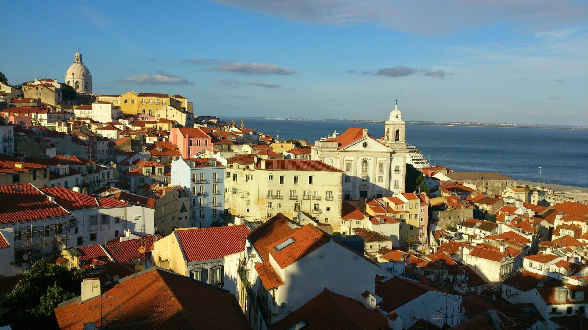 Experiência em Lisboa, Portugal, por Carlos