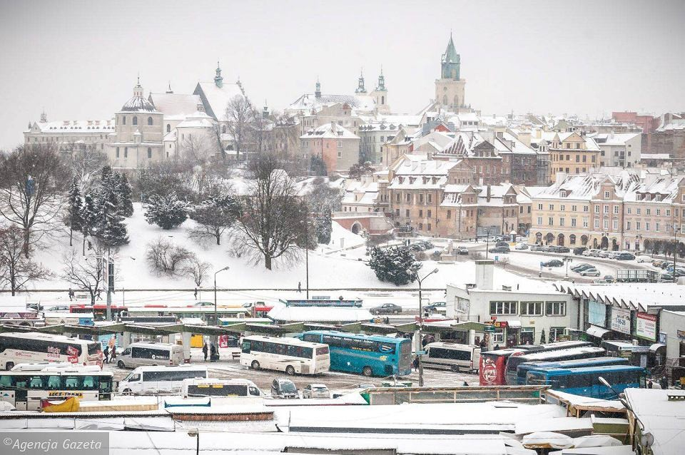 Experiência em Lublin, Polónia, por Anna