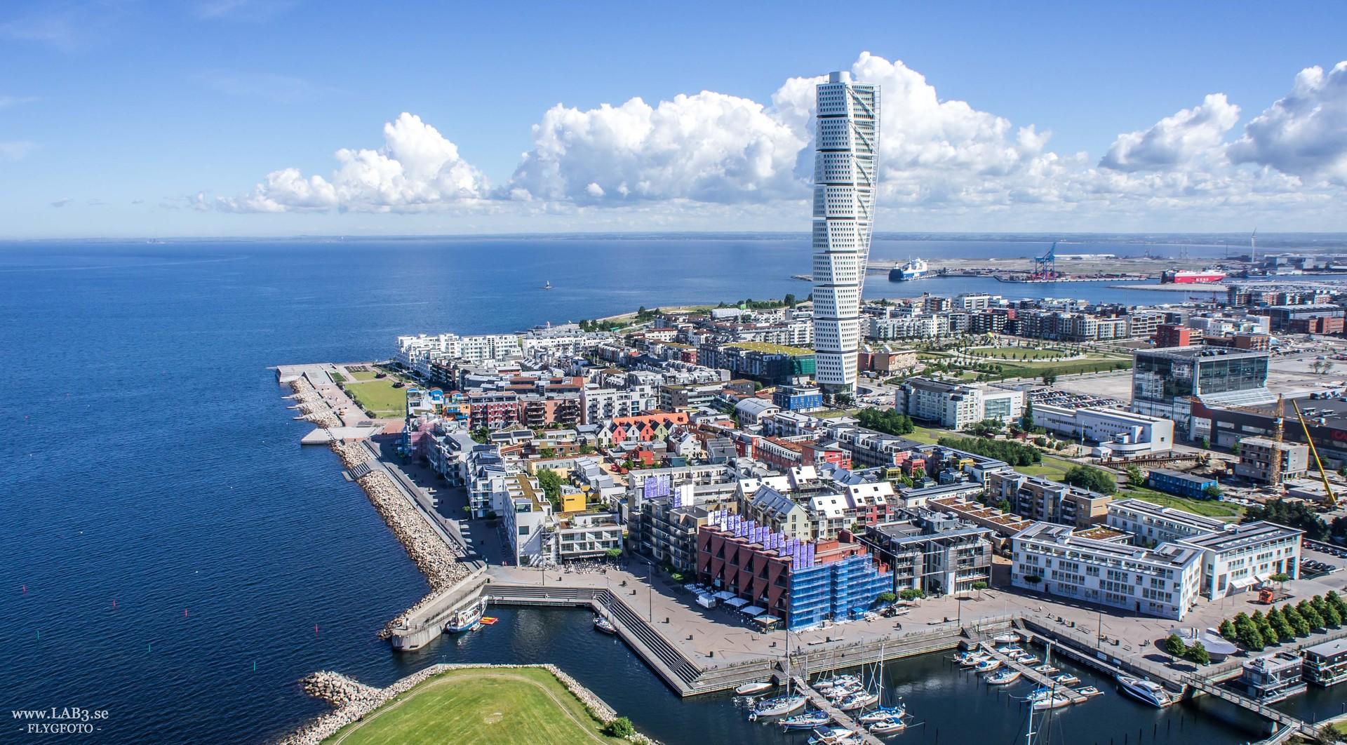 Experiência em Malmo, Suécia por Antonia