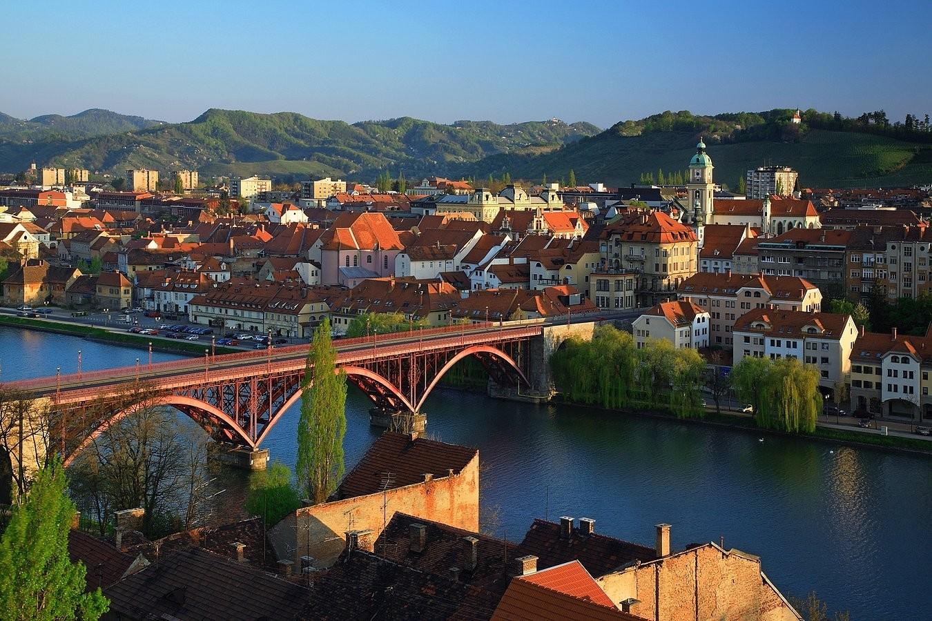 Experiência em Maribor, Eslovénia por Luka