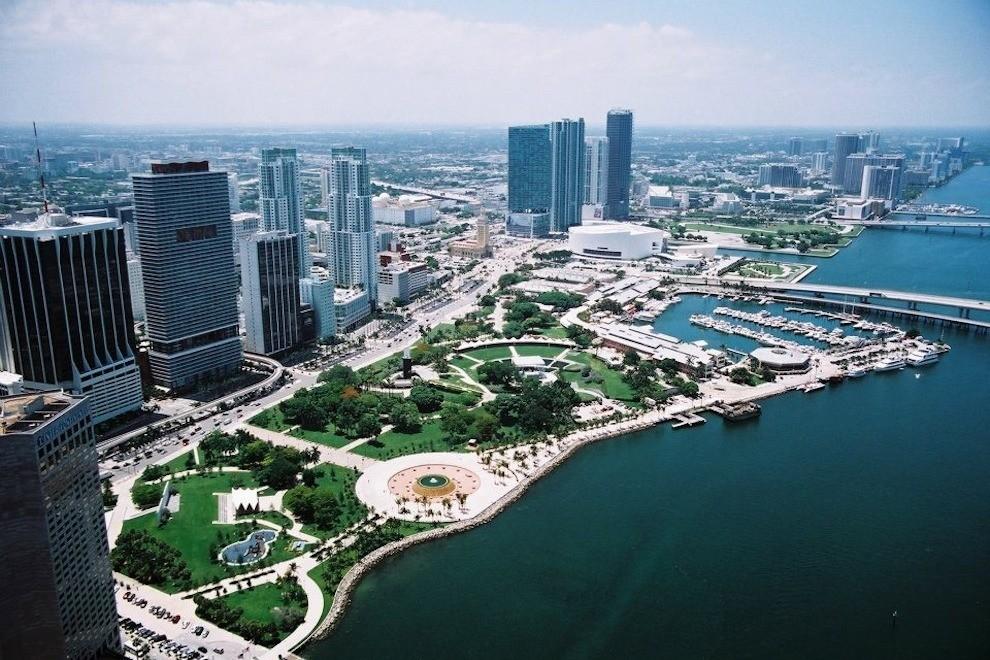 Experiência em Miami, Estados Unidos