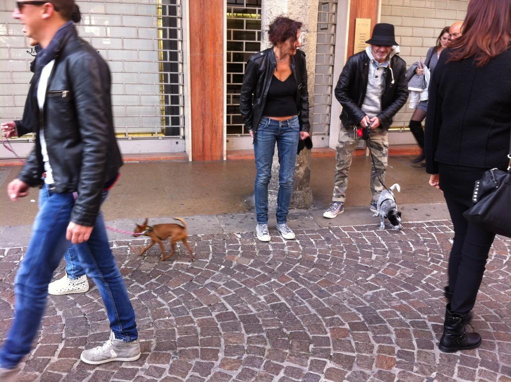Experiência em Pádua, Itália, por Ana