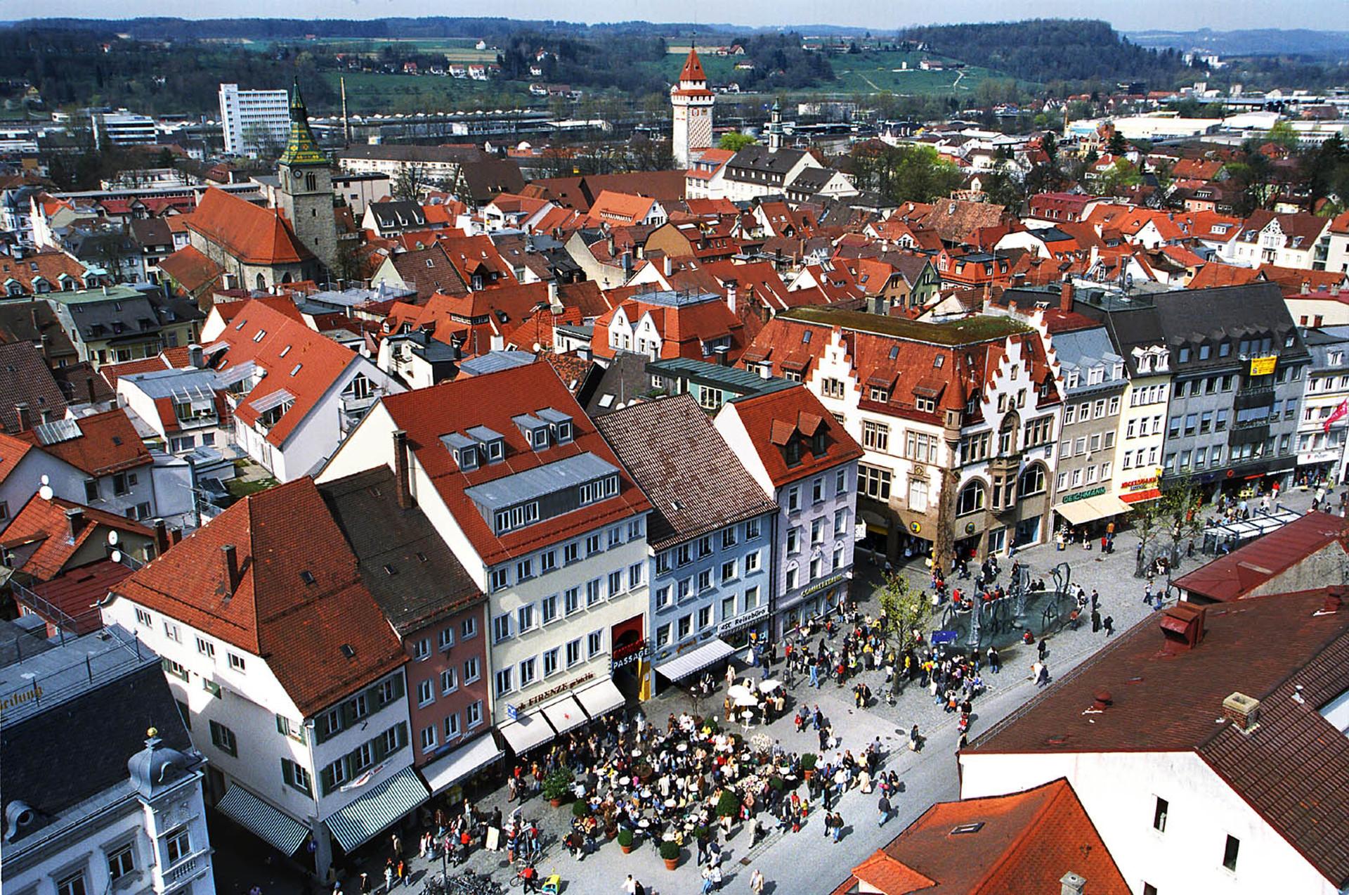 Experiência em Ravensburgo-Weingarten, Alemanha, por Hamza